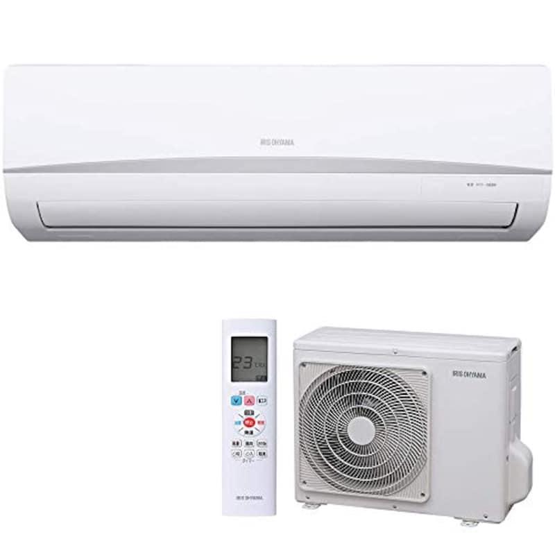 アイリスオーヤマ,冷暖房エアコン Rシリーズ,IRA-2203R・IRA-2203RZ