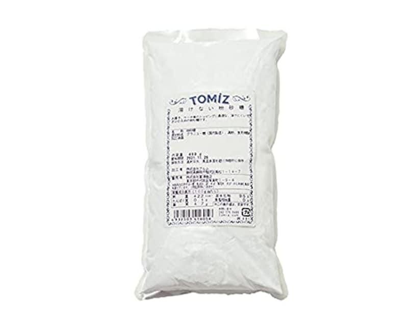 TOMIZ,溶けない粉砂糖
