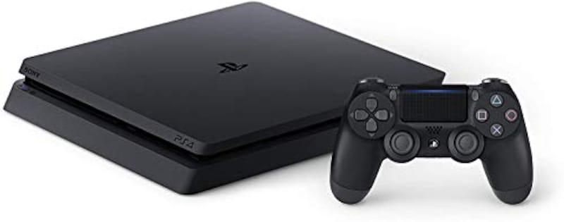 ソニー・インタラクティブエンタテインメント,PlayStation 4 ジェット・ブラック 500GB,CUH-2200AB01