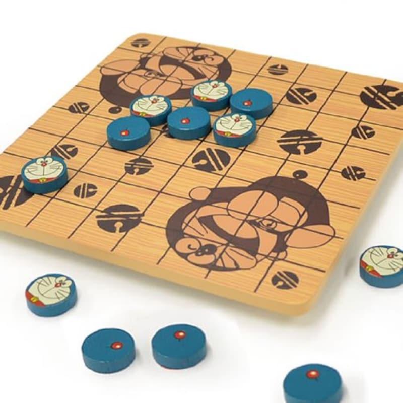 RUNA(ラナ),ドラえもん 木製五目&リバースゲーム,yb00hgba94s