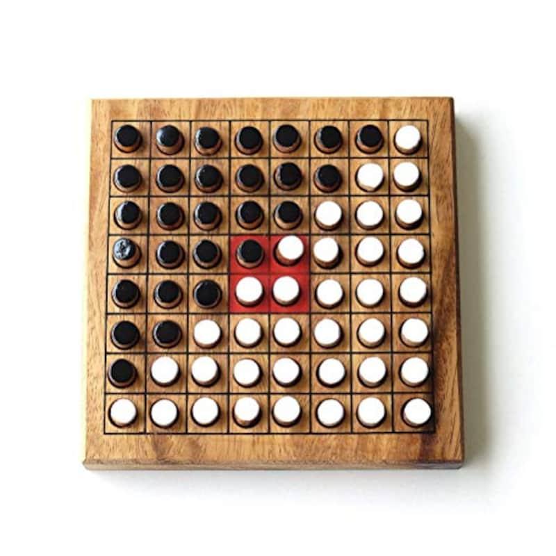 ギギliving,木製リバーシ,tom4284