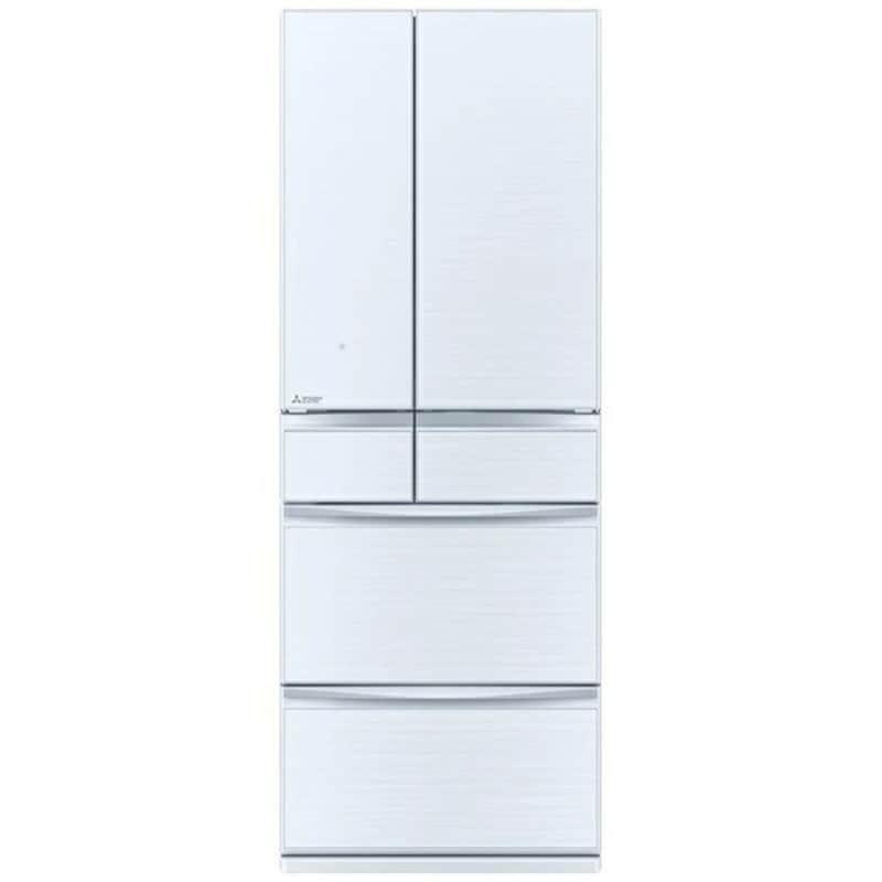 MITSUBISHI(三菱電機),置けるスマート大容量 MXシリーズ  6ドア冷蔵庫,MR-MX57G-W