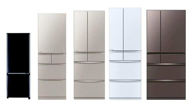 三菱冷蔵庫のおすすめ20選|解凍いらずの「切れちゃう瞬冷凍」が人気!価格や注目機能を容量別に比較