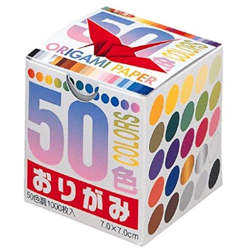トーヨー,50色おりがみ,001024