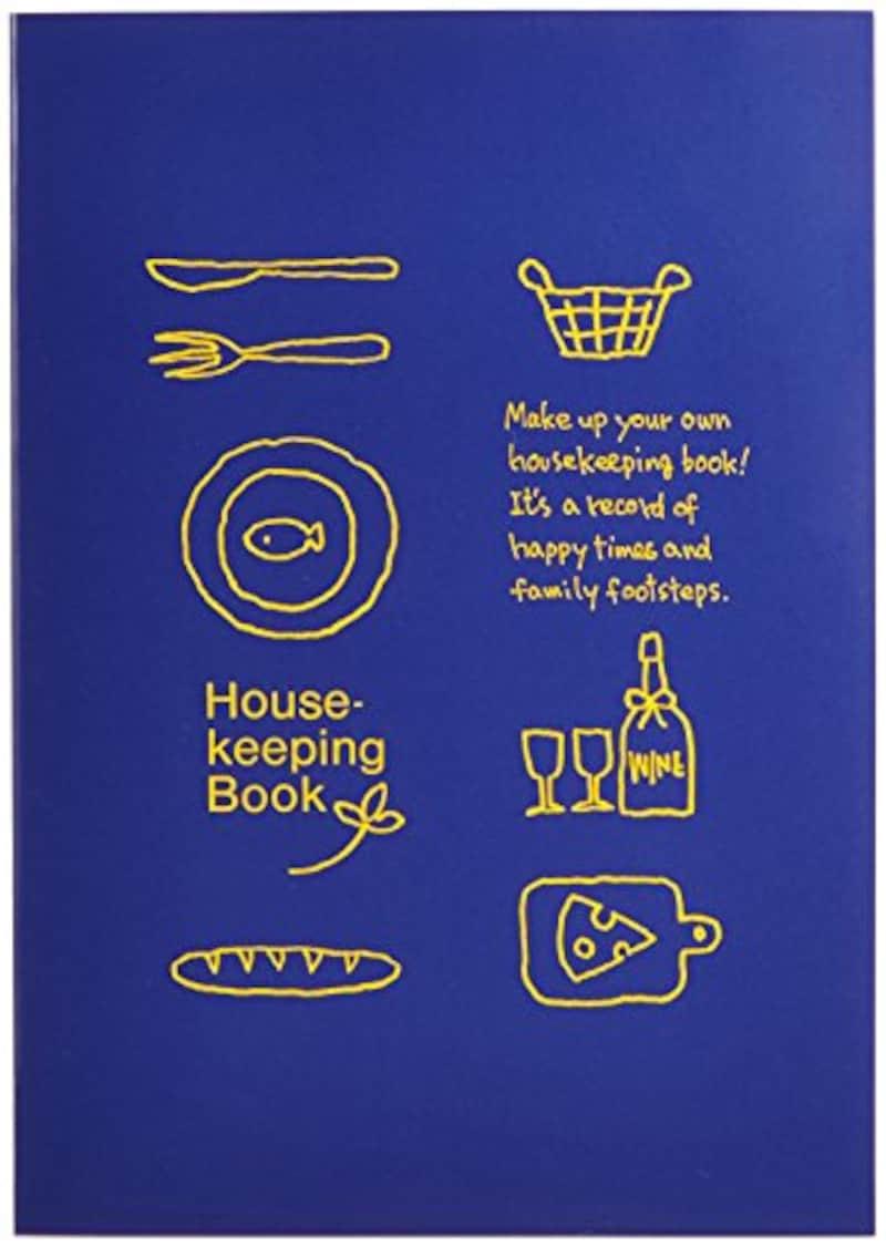 KOKUYO(コクヨ),Housekeeping Book  かがりとじ,スイ-122