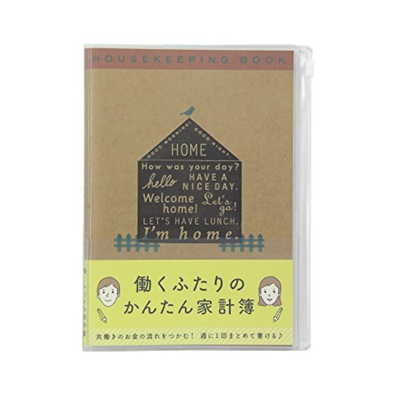MIDORI(ミドリ),HOUSEKEEPING BOOK 家柄,12853006