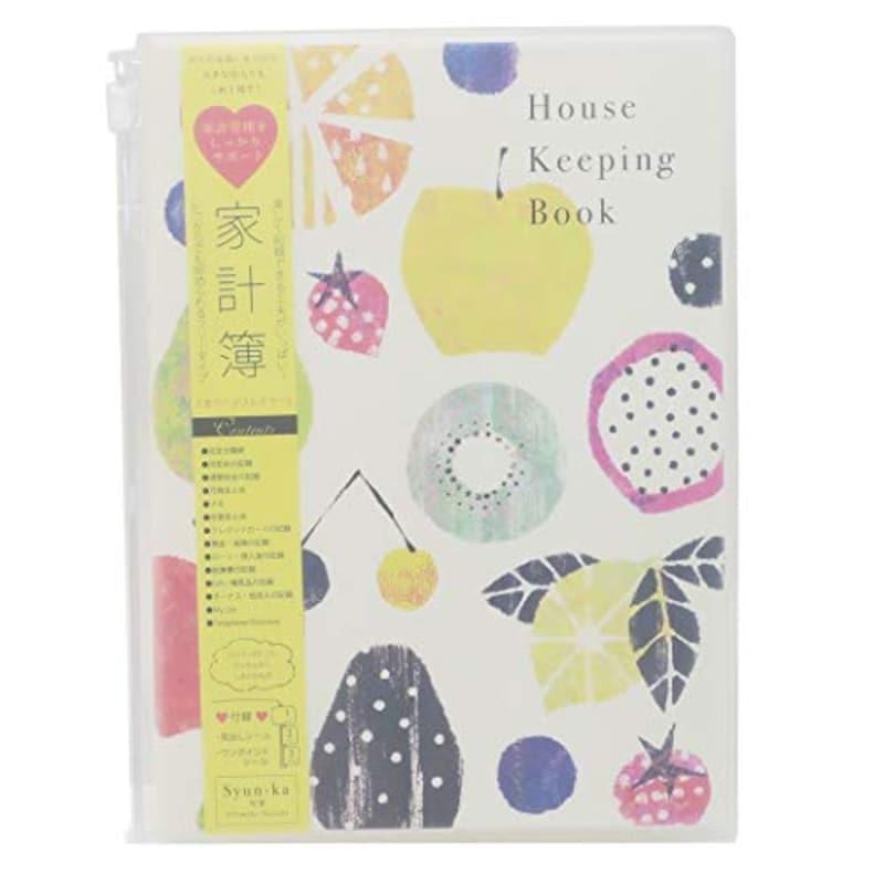 クローズピン,House Keeping Book 旬果(しゅんか),HB-14019