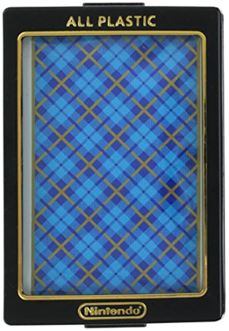 Nintendo(任天堂),トランプ ナップ 1051 (藍)