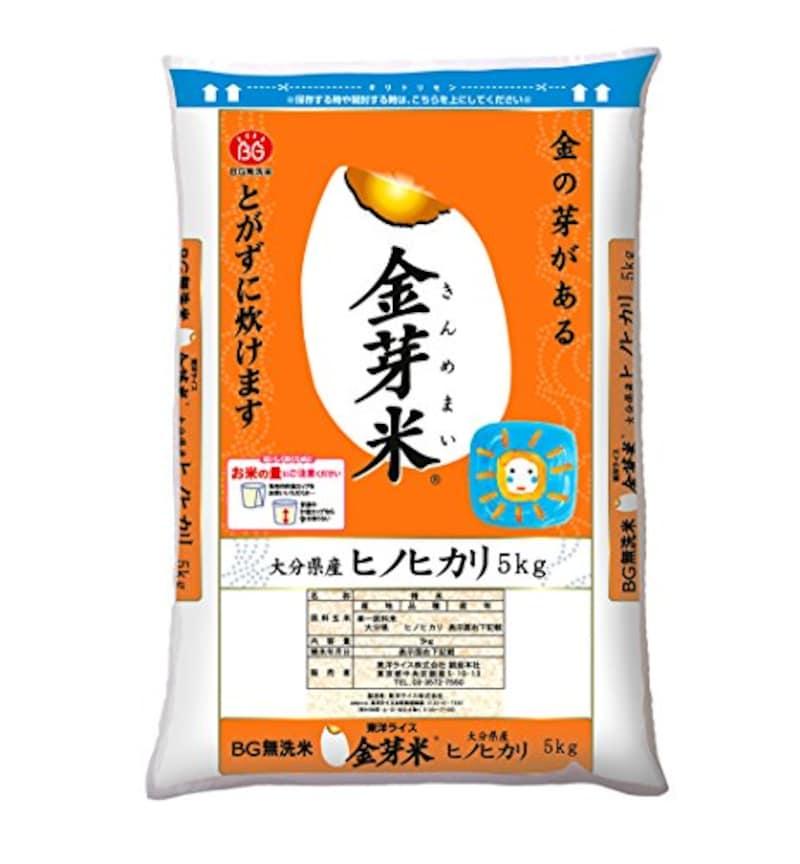 東洋ライス,金芽米(無洗米)大分県産ヒノヒカリ