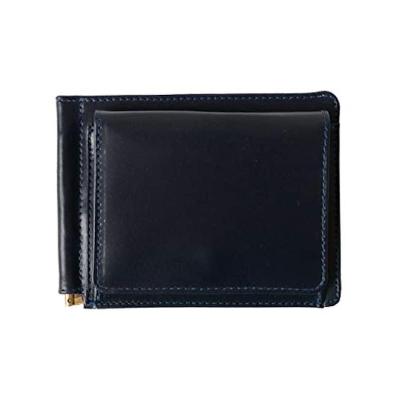 GLENROYAL(グレンロイヤル),マネークリップ MONEY CLIP WITH POCKET,03-6164