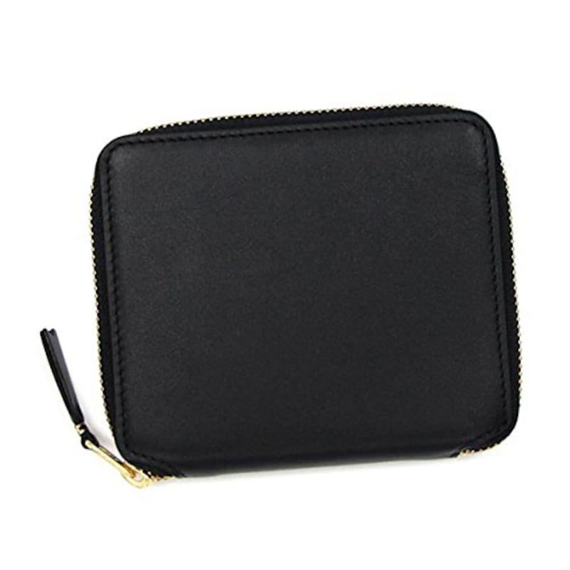 COMME des GARCONS(コムデギャルソン),ラウンドファスナー 二つ折り財布 CLASSIC,SA2100