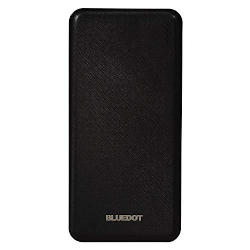 BLUEDOT(ブルードット),モバイルバッテリー 黒,BMB-PD101