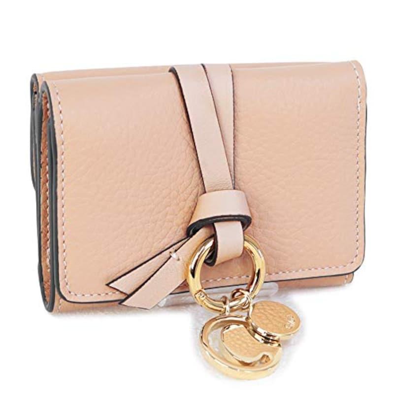 Chloe(クロエ),トリフォールドウォレット 三つ折り財布,CHC17AP946 H9Q 24L