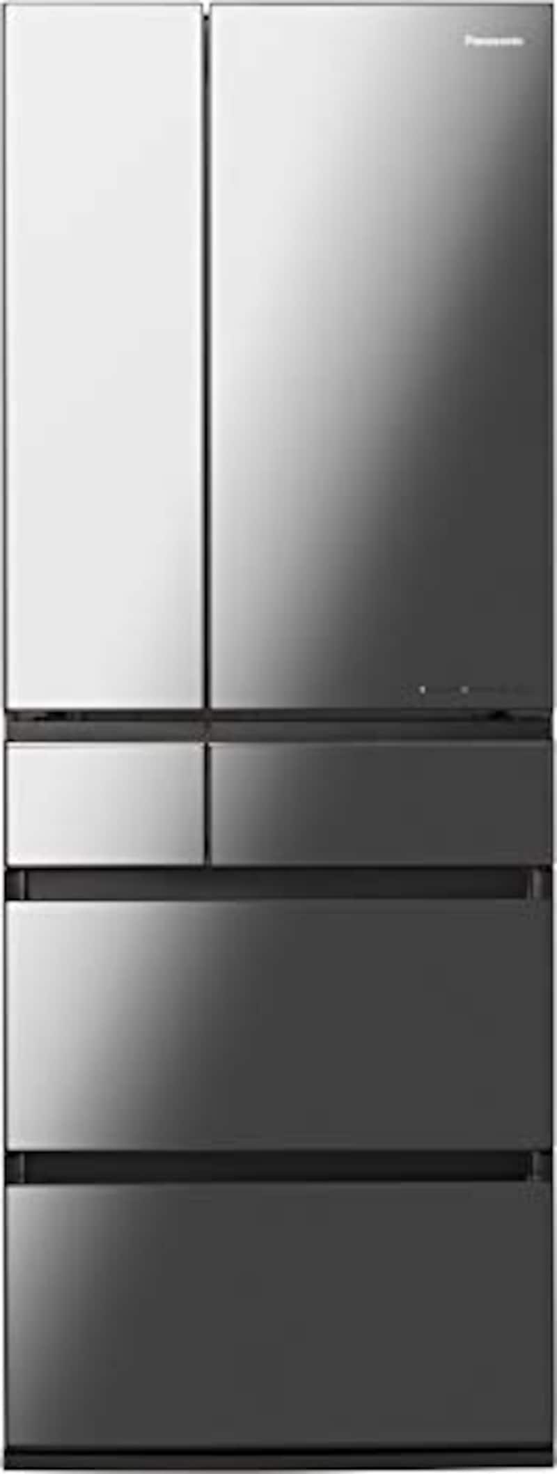Panasonic(パナソニック),パーシャル搭載 WPXタイプ冷蔵庫,NR-F606WPX-X