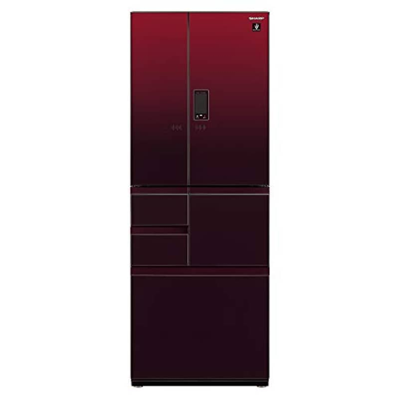 SHARP(シャープ),プラズマクラスター冷蔵庫,SJ-AF50F-R