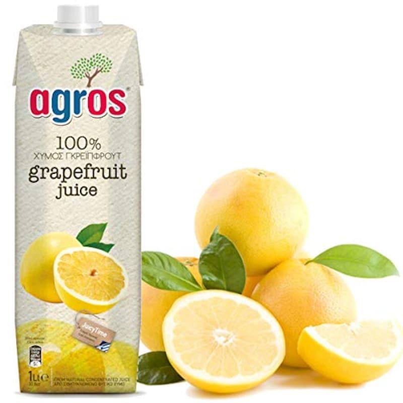 天長食品工業,agros ギリシャ産グレープフルーツジュース
