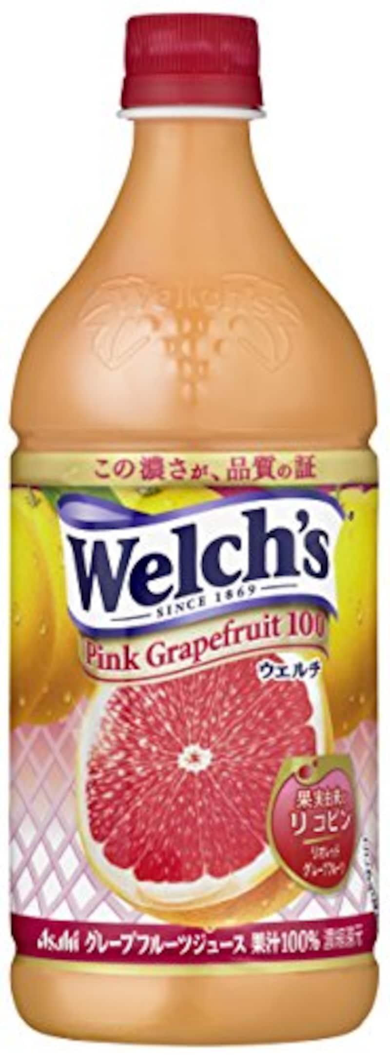 ウェルチ,ピンクグレープフルーツ100