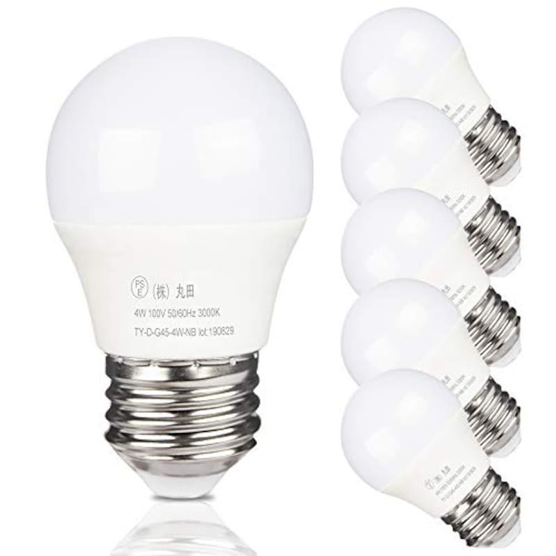Tengyuan technology,LEDクリア電球4W,-