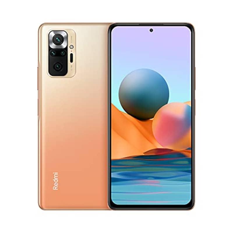 Xiaomi(シャオミ),Redmi Note 10 Pro,MZB08L1EU