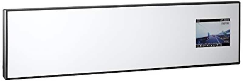 Yupiteru(ユピテル),200万画素 ミラー型 ドライブレコーダー,DRY-FH230M