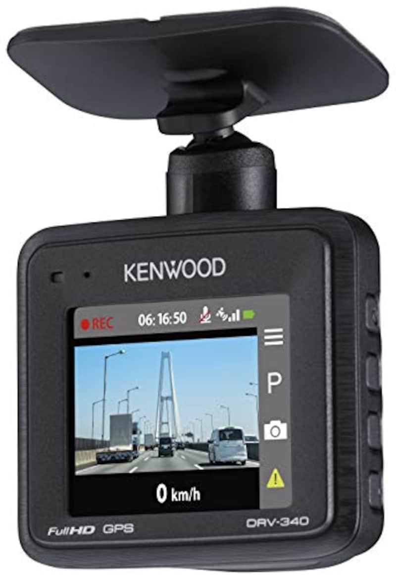 KENWOOD(ケンウッド),ドライブレコーダー,DRV-340