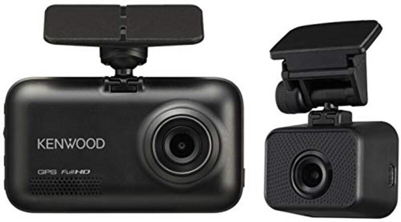 KENWOOD(ケンウッド),前後撮影対応2カメラドライブレコーダー,DRV-MR740