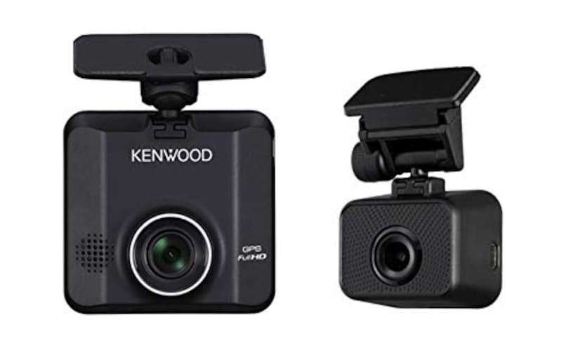KENWOOD(ケンウッド),前後撮影対応2カメラドライブレコーダー ,DRV-MR450