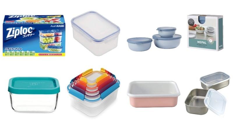 タッパー型保存容器のおすすめ人気ランキング40選|レンジ調理、お弁当、冷凍にも活躍!おしゃれなガラス製など素材別に紹介