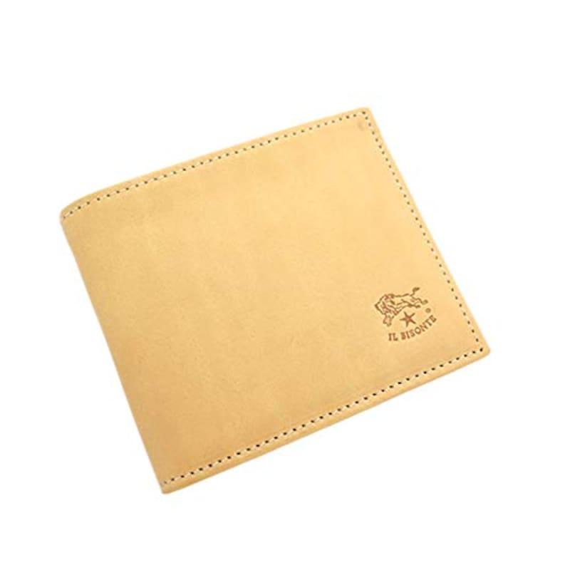 IL BISONTE(イルビゾンテ),二つ折り財布,C0487MP-120