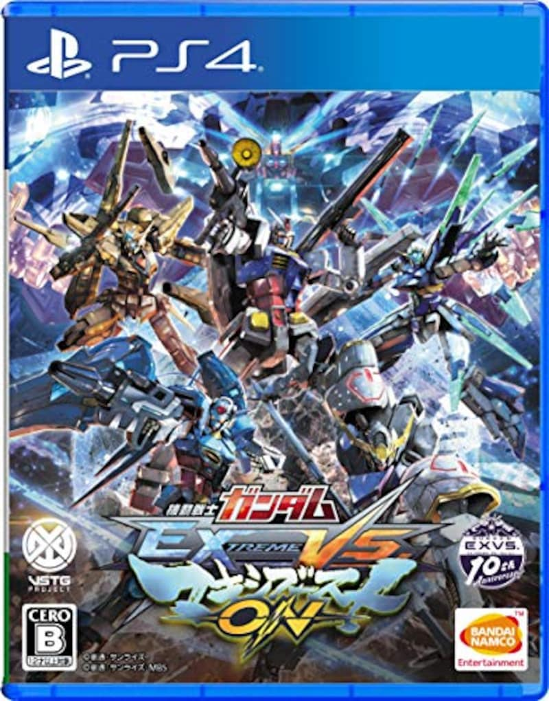 バンダイナムコエンターテインメント,機動戦士ガンダム EXTREME VS. マキシブーストON,PLJS-36108