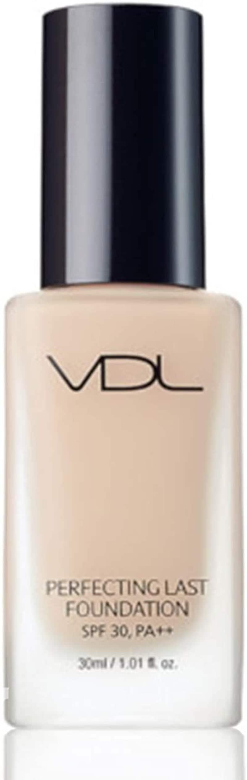 VDL(ブイディーエル),パーフェクティング ラスト ファンデーション