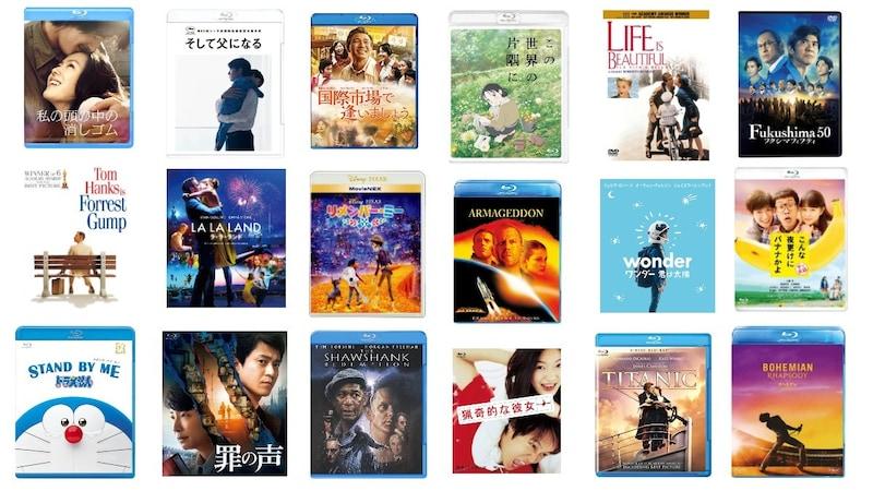 【2021最新】泣ける映画のおすすめ人気ランキング50選|恋愛・家族などがテーマの感動作を紹介!