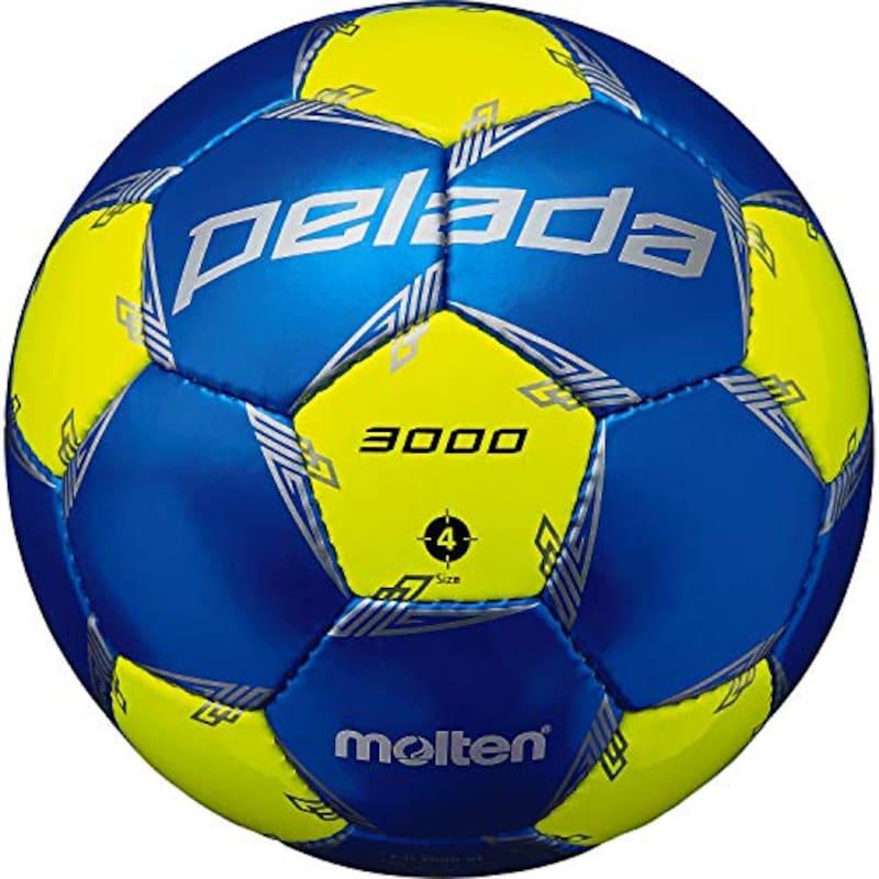 molten(モルテン),サッカーボール 4号球(小学生用) ペレーダ【2020年モデル】 検定球,F4L3000