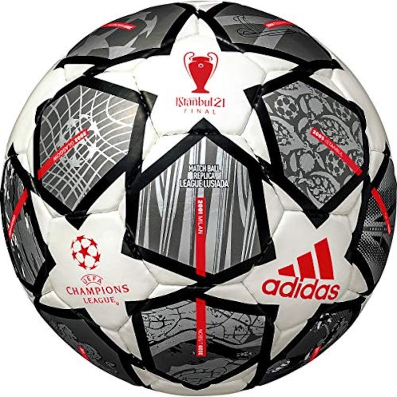 adidas(アディダス),サッカーボール フィナーレ4号,AF4401TW