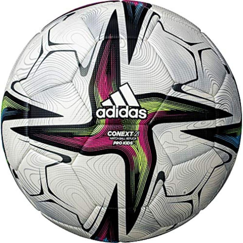 adidas(アディダス),サッカーボール FIFA2021 プロ キッズ 4号検定球  コネクト,AF430
