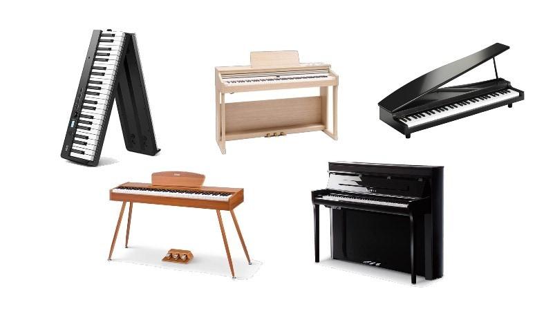 【2021・最新】電子ピアノおすすめ人気ランキング15選|初心者と上級者向け商品をご紹介