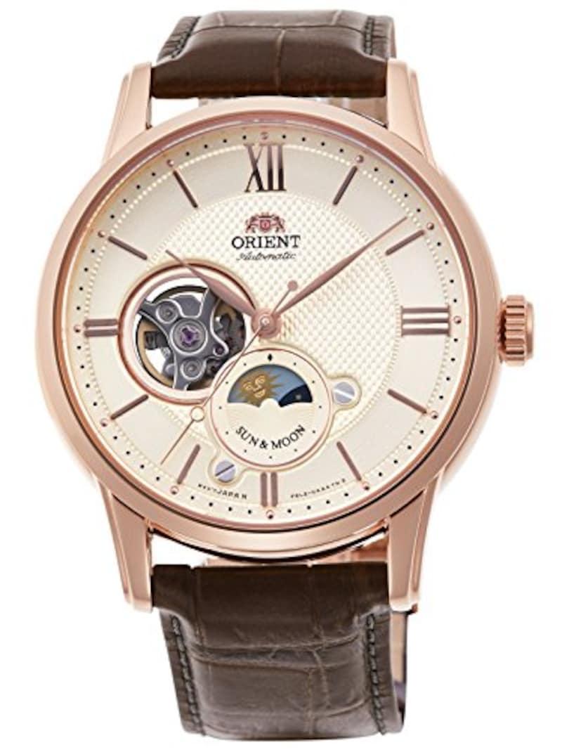 ORIENT(オリエント),腕時計 クラシック セミスケルトン,RN-AS0002S