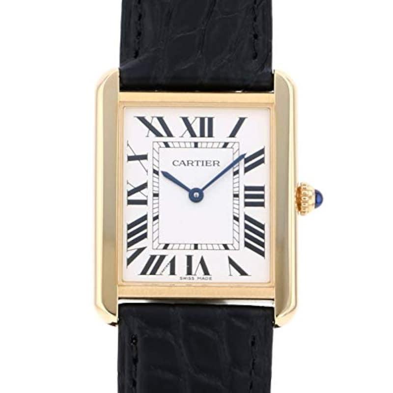 Cartier(カルティエ),タンク ソロ LM W5200004 シルバー文字盤 新品 腕時計,W5200004