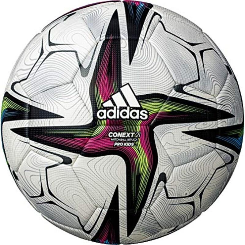 adidas(アディダス),サッカーボール FIFA2021 プロ キッズ 4号検定球  コネクト