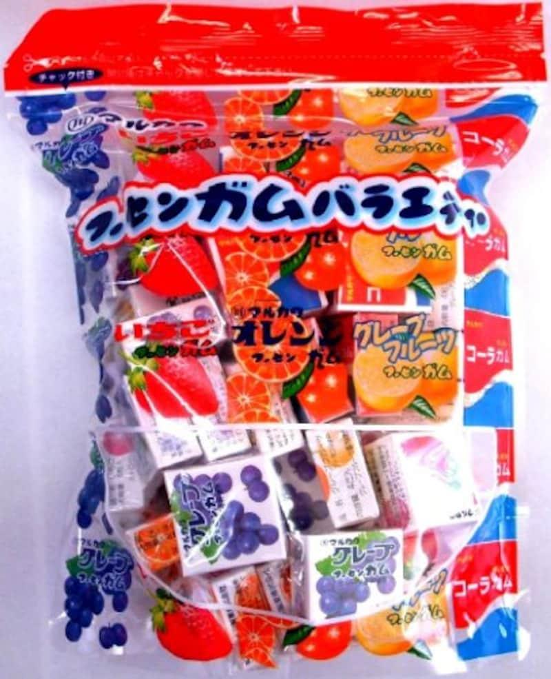 丸川製菓 ,フーセンガムバラエティ