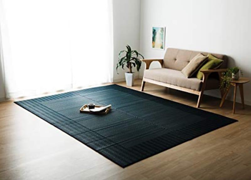 イケヒコ・コーポレーション,日本製 い草 ラグカーペット