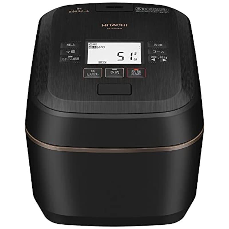 HITACHI(日立),圧力&スチーム IHジャー炊飯器 ふっくら御膳,RZ-W100EMK