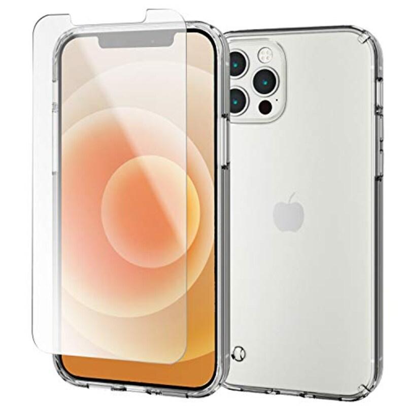 Elecom(エレコム),iPhone 12 / 12 Pro ケース