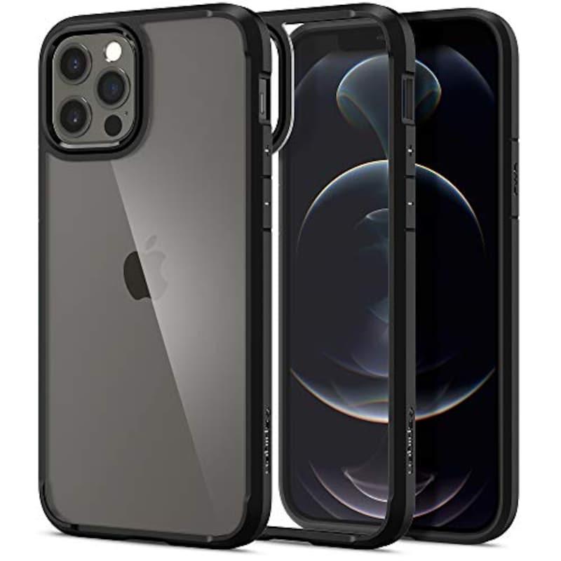 Spigen,iPhone12 用 ケース,ACS01703