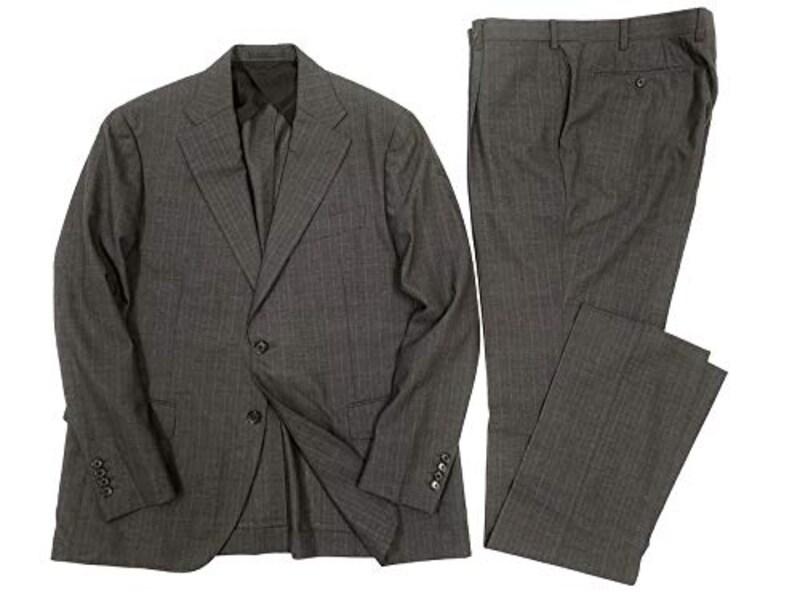MACKINTOSH LONDON(マッキントッシュロンドン),シャドーストライプ シングル 2B スーツ セットアップ