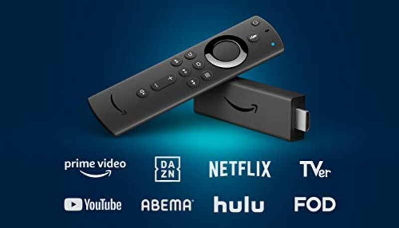 Amazon,Fire TV Stick 4K -Alexa対応音声認識リモコン付属-