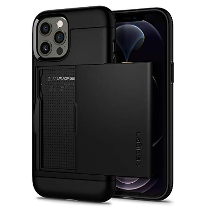 Spigen,iPhone12 ケース,ACS01707