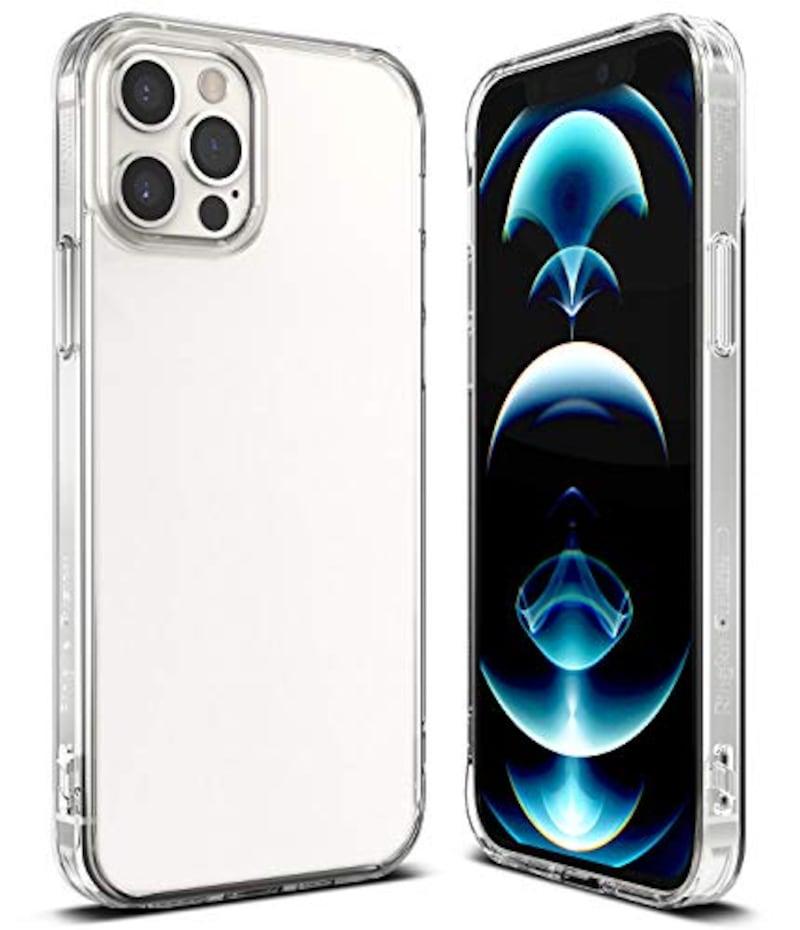 Ringke,iPhone 12 Pro Max ケース 6.7 インチ 対応 ,AP-IP12PM-FS-CLR