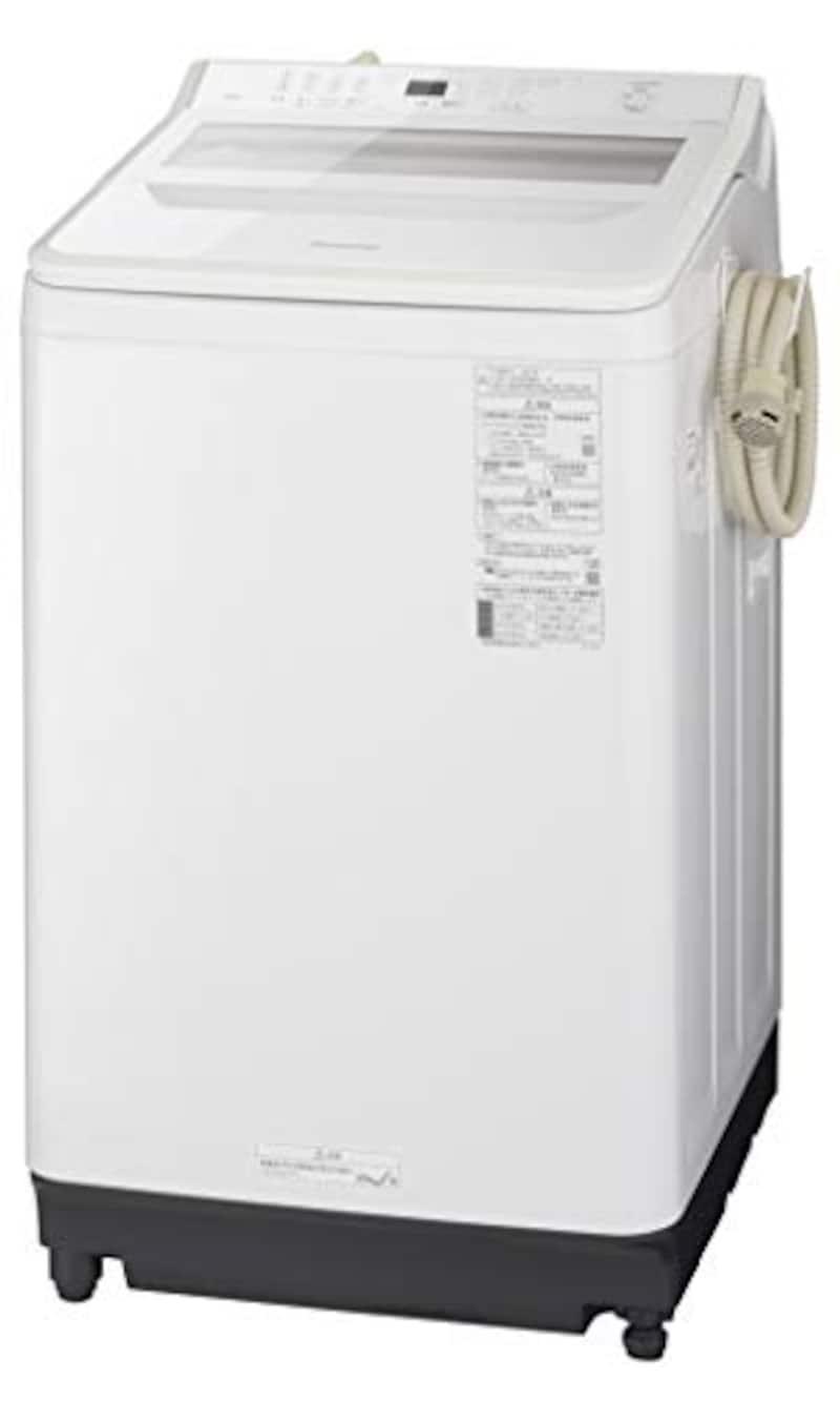 Panasonic(パナソニック),全自動洗濯機 洗濯10kg ,NA-FA100H9-W ホワイト