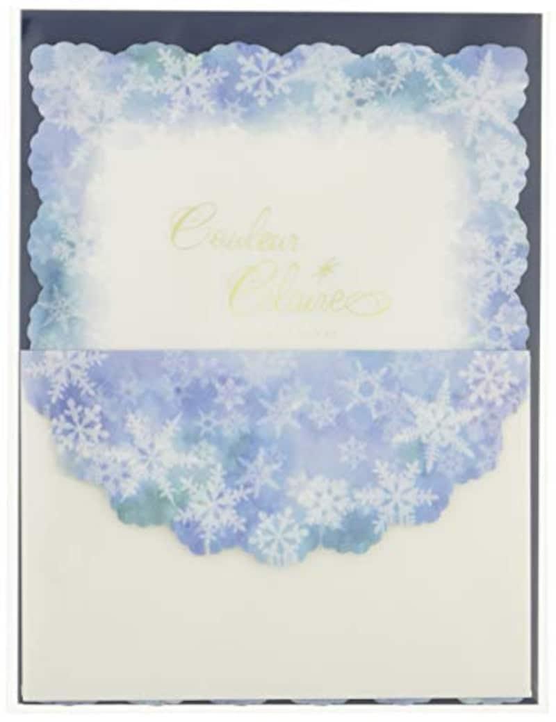包む,レター シャイニースノー,CL008